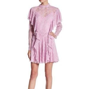 New Free People Lace Wisteria Dress!